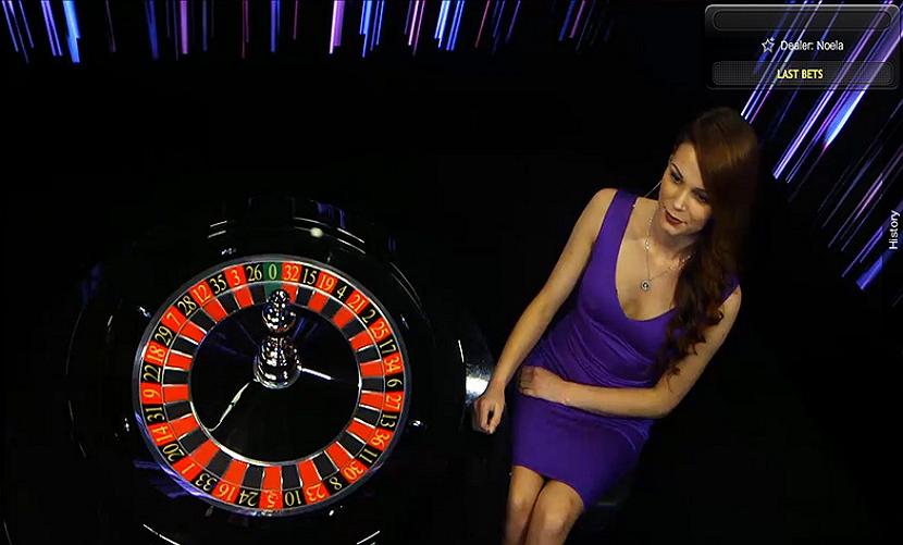 Онлайн казино с живой рулеткой играть в казино украина